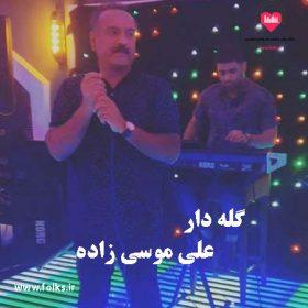 آهنگ بستکی گله دار علی موسی زاده