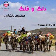 آهنگ دنگ و فنگ مسعود بختیاری