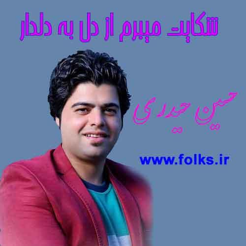 دانلود آهنگ شکایت میبرم از دل به دلدار حسین حیدری